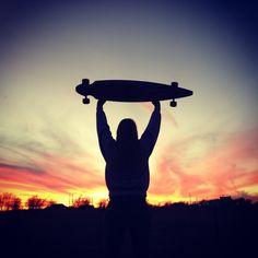 Longboarding- im doing this sometime