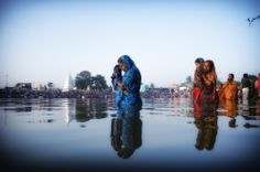 Chat puja Photo by Romitesh Karmakar -- National Geographic Your Shot