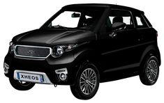 JDM Xheos Must  FZ Motor voiture sans permis