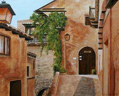 Panadería en Albarracín Scenery, Exhibitions