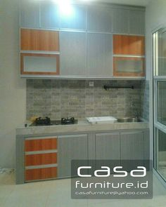 Kitchen Sets, Kitchen Design, Kitchen Cabinets, Rak Tv, Interior Design, Instagram, House, Furniture, Decor Ideas