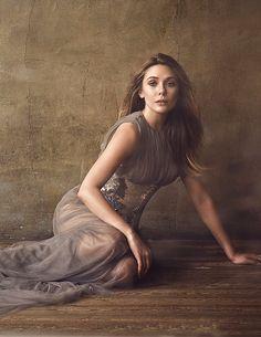"marvelheroes: ""Elizabeth Olsen photographed by John Russo for Modern Luxury. """