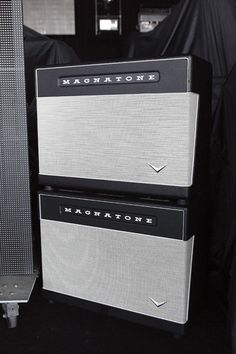 Billy Gibbons' Magnatone amps