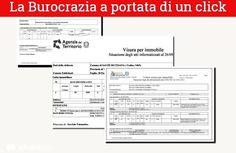 La #Burocrazia a portata di un click http://www.visureenonsolo.it