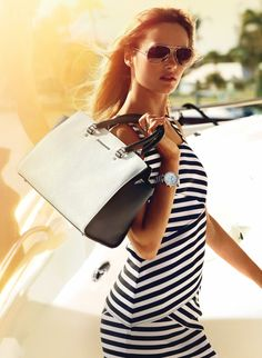 Michael Kors' Sunny Summer 2013 Catalogue Stars Karmen Pedaru - Fashion Gone Rogue: The Latest in Editorials and Campaigns