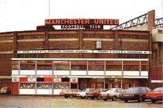 Old Trafford - old school style! #MUFC #OldTrafford @UtdBeforeFergie