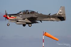 Indonesia Air Force Embraer EMB-314 Super Tucano 'PT-ZOQ - TT-3115 / 15' LMML | On Delivery Flight.