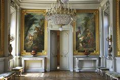 La galerie Natoire, Château de Compiègne