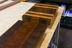 End Grain Cutting Boards. Walnut, Cherry, Oak, Sapele. Blog — Meisch Made