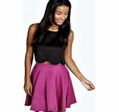 boohoo Jess Skater Skirt - magenta azz42915 Make sure you invest in a variety of day skirts for those warmer days. To channel the trends for SS13, choose tie dye prints and floral designs, which look effortlessly feminine in maxi styles. Basic  http://www.comparestoreprices.co.uk/skirts/boohoo-jess-skater-skirt--magenta-azz42915.asp