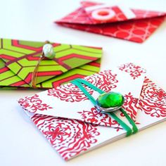Origami Gift Card