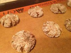 Chewy grain-free molasses gingersnaps are egg-free as well, a rare find in paleo baked goods!