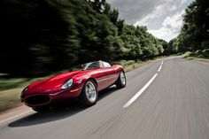 Eagle E-Type Lightweight Speedster