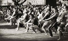 PUKEHINAHINA, BATTE OF GATE PA 150 YEAR COMMEMORATION PHOTOS BY TANIA LEWIS-RICKARD: this photo is hanging in the Tauranga City Library as part of their Matariki Photography Exhibition. an awesome bunch of whanau from tauranga moana practising their haka for the commemoration, was a beautiful sight! Mauri Ora Whanau