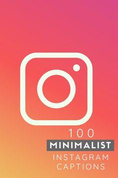 Artsy Captions, Catchy Captions, Selfie Captions, Fall Instagram Captions, Instagram Quotes, Instagram Tips, Engagement Captions, Caption For Yourself, Minimalist Photos