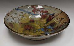 John Glick  Series of Bowls  Plum Tree Pottery