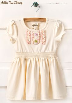 Hello, Lovely! Spring 2015: Cake Batter Dress