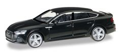 German model manufacturer Herpa is now producing the Audi A5 Sportback. The model is in 1:87 scale sizing, identical to HO scale trains.    <em>– Bill@ChoiceGear</em>
