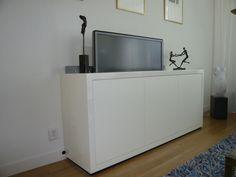 tv wegwerken in woonkamer - Google zoeken