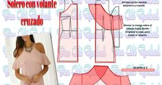 KiVita MoYo: Solero with crossed steering wheel. Source by jamalelkaddioui How To Make Clothes, Diy Clothes, Dress Patterns, Sewing Patterns, Fashion Patterns, Modelista, Necklines For Dresses, Pattern Drafting, Fashion Sewing