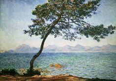 Claude Monet - Antibes