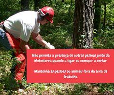 CUIDADOS A TER COM MOTOSSERRAS Cuidado nº 17  #motosserra #oleomac #oleomacportugal #lusomotos #cuidados #dicas #corte