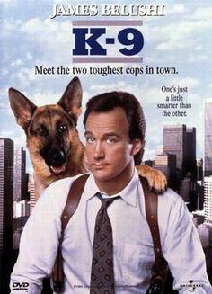 K9 um policial bom pra cachorro (1989)