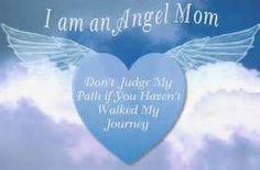 I am an Angel Mom.