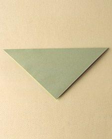 折り紙で作るシンプルでオシャレな席札&メニュースタンド Origami, Display, Menu, Wedding, Dessert, Valentines Day Weddings, Cards, Floor Space, Menu Board Design