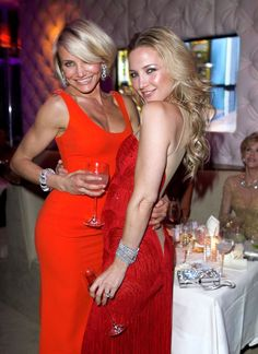 Pin for Later: Famous Friends Who Also Share Exes Cameron Diaz and Kate Hudson Both Dated . . .