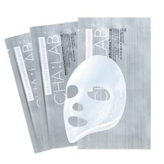 CHA:LAB Silk Lucent Whitening Facial Mask Sheet 30g / 1.05oz x 5ea