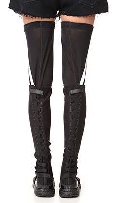 Y-3 Y-3 Zazu High Sneaker Boots - very interesting..hmmm