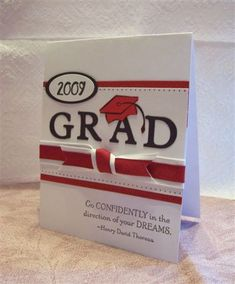 High School Graduation by LaLatty - Cards and Paper Crafts at Splitcoaststampers