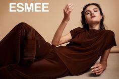 Esmee #photography by OVERSOE STUDIO #stylist ALEXANDRA KLAR / Bigoudi #hair & make up FRANCESCA VIGILAROLO / Bigoudi #model ESMEE MIDDEL / MD Management #stylist assistant ALI JAVAID