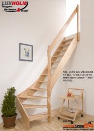 Raumspartreppe Solling 627 Euro