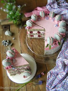 Maková torta s višňami-Poppy cake with Cherries – Kreatívne Pečenie Cake Recept, Poppy Cake, Quick Easy Meals, Poppies, Almond, Cherry, Dishes, Ale, Orange