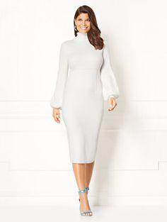 09159707e8d Catrina Sweater Dress - Eva Mendes Collection. Nyc ...