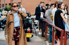 Say Ciao: Tommy Ton's in Milan