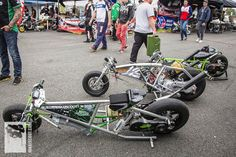 Dragsters MXS Racing et Stage6 R/T