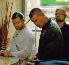 Randy Orton & Jeff Hardy