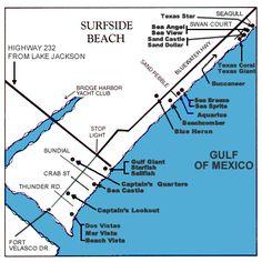 Map Of Texas Beaches Beach Front Properties Closer Than Galveston Houses