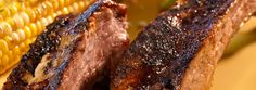 Dr. BBQ's Backyard Championship Ribs cooked on the Big Green Egg #recipe