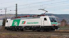 E 189 822, Steiermarkbahn