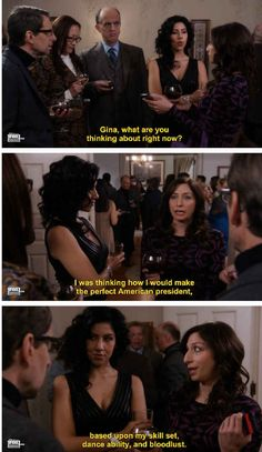 "23 Reasons Gina From ""Brooklyn Nine-Nine"" Is The Best Character On TV"