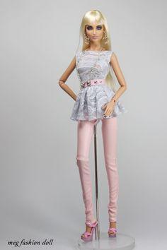 https://flic.kr/p/wqiXyB | New outfit for Kingdom Doll / Deva Doll/Numina /''Summer VI'' | www.ebay.com/itm/-/301700716187?