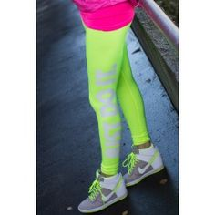 Nike Pro Hyperwarm Mezzo Tights