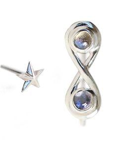 Infinite Silver Ear Climber
