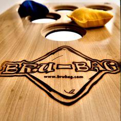 Get America's new favorite yard game Brubag.com