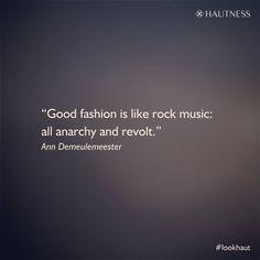Now that's something new. #fashionista #fashion #rock #luxurylife #luxury #highfashion #hautecouture #highlife #shopping #shopaholic #style #stylish #anndemeulemeester #staystylish #picoftheday #anarchy #lookhaut