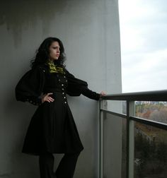 Steampunk coat 01 by Idzit.deviantart.com on @deviantART